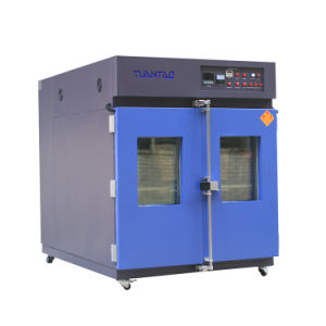 Estufa de secagem de Investigação Laboratório Químico com certificado CE para LED