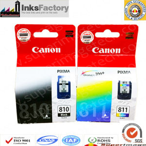 Canon 811 cartuchos de tinta cartuchos de tinta Canon 810