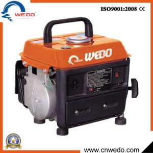 Wd950 два хода ручного запуска для домашнего использования 650W портативные бензиновые генераторы с маркировкой CE
