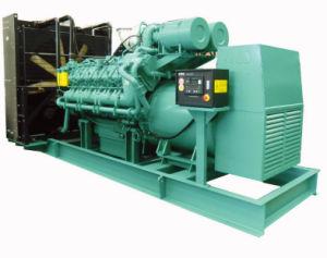 Googol 힘 엔진 1365kw/1700kVA 디젤 엔진 발전기 세트