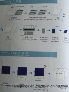 穂軸のStn LCDスクリーン表示119*73解像度