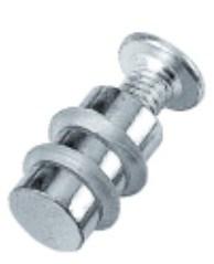 Suporte de prateleira de banho de conexão de vidro (FS-3087)