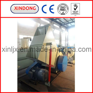 PVC/PEの製粉業者またはシュレッダーのプラスチック管機械のためのプラスチック管の粉砕機