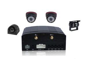Berufslieferant der auto-Kamera-DVR, HDD H. 264 bewegliches DVR