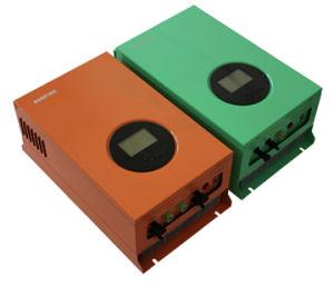 O Vento Solar Inversor híbrido no sistema de energia solar com MPPT IP65 de Controle para instalação exterior e interior (SM-2KTR/3S)