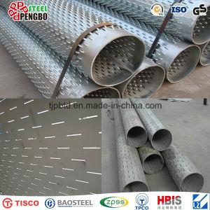 tubo senza giunte dell'acciaio inossidabile di 201 304 ERW
