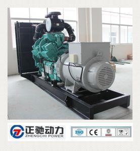 37.8 L 1000kVA 1500rpm Silent Diesel Generator Set (KTA38-G5)
