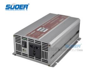 Suoer 최신 판매 1500W 12V 태양 에너지 변환장치 (STA-1500A)