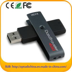 Ept giratorio metálico elegante unidad flash USB (ET650)