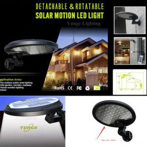 3W 태양 전지판 5W LED 500lumens 80 도 돌릴수 있는 태양 벽 빛, 태양 안전 빛, 태양 운동 측정기 빛