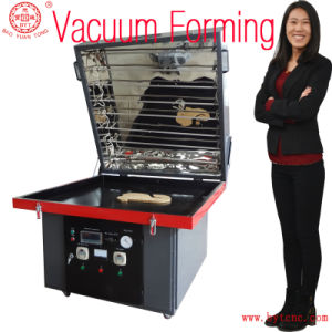 Venda a quente Termoformagem máquina de formação de vácuo de profundidade para ABS PMMA PS
