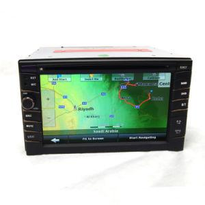 Auto DVD GPS Navigation Car Multimedia Universal