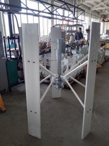 수직 바람 발전기 100W 소형 바람 터빈