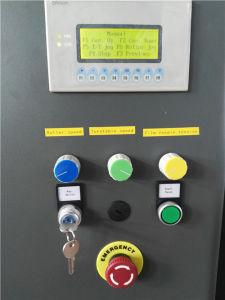 Dispensador de folha superior de película extensível máquina de Cintagem