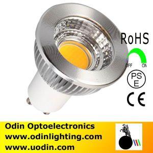 LED-Scheinwerfer GU10 PFEILER LED DES PFEILER-450lm 5W
