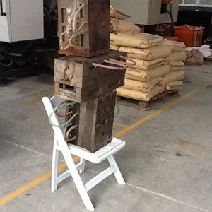 결혼식 수지 의자 (A-001-G)