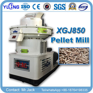 Bague verticale Die Pellet Making Machine