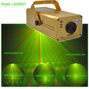 Rg мерцание DJ лазерного света (L629RGY)