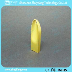 2017 Новый уникальный дизайн золото металлический флэш-накопитель USB (ZYF1767)