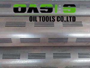 Oase-gute Qualitätslaser gekerbte umkleidende Rohre
