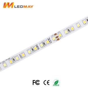 Fabricación de CRI90+ Epistar SMD2835 ajustable Color CCT TIRA DE LEDS