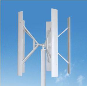 petits Vawt moulin de vent de 500W 12V/24V/générateur turbine verticaux à vitesse réduite de vent