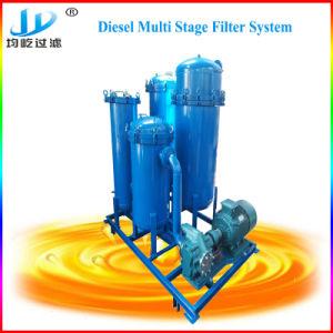 Het Systeem van het Recycling van de Diesel van het afval