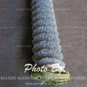 Chaîne de clôtures de fil galvanisé Hot-Dipped
