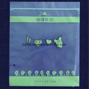 Bolsa de plástico Zipper Bolsa Ziplock Gripseal bolsa de plástico