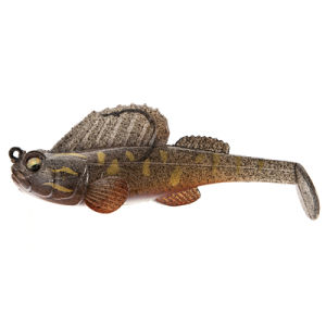 Промысел зов мягкой наживка вывод шаблона темно-спальный Swimbaits мягкая приманка рыболовные щука приманка