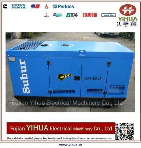 144kw/180kVA generatore silenzioso diesel Poweded da Perkins-20171012D