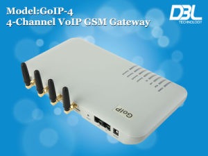 Gateway di DBL 1/4/8-Port VoIP SIP GSM