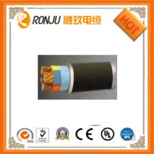2mm de fio eléctrico exterior com revestimento de PVC retardante de chamas