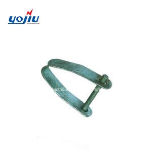 La línea eléctrica de la horquilla de acero Abrazaderas de montaje de balanceo de línea aérea de servicio