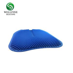 Absorption des chocs de voiture en silicone pour un adulte de coussin de siège