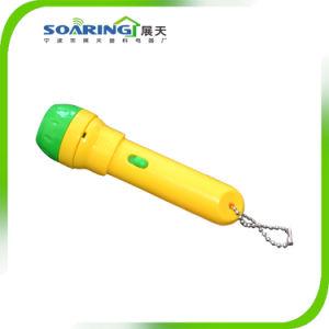 Proiettore della torcia del giocattolo dei bambini con 24 maschere, 8 maschere/disco