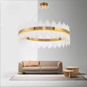 顧客用装飾的なプロジェクトの水晶吊り下げ式の照明