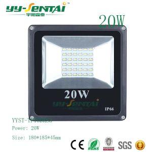 セリウムのRoHS IP65 20Wの建物の照明フラッドライト