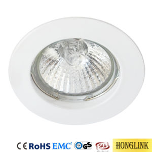 Honglink IP20 GU10/MR16 Downlight Vorrichtung LED beleuchten unten