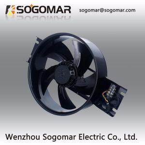 (250FZY6-D) ventilatore assiale del diametro 250 di 230V 2500rpm con le pale del metallo
