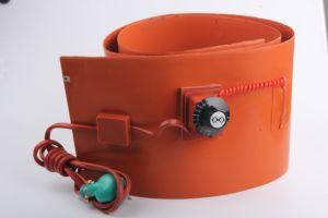 기계장치 에너지 절약 110V 실리콘고무 난방 격판덮개