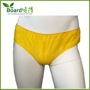 Bragas disponibles del Non-Woven del amarillo SMS