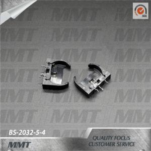 Cr2032 리튬 동전 건전지 상자 건전지 홀더 BS-2032-5-4