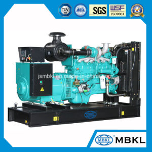 Venda a quente a Cummins 200kw/250kVA gerador diesel de potência eléctrica espera definida
