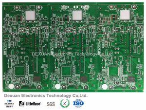 Mehrschichtige gedrucktes Leiterplatte gedruckte Schaltkarte mit HASL RoHS