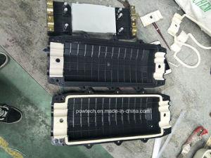 3Las salidas de ins/3 cierres de empalme de fibras de plástico 24