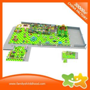 Giocattoli molli dei bambini di campo giochi della grande struttura dell'interno del gioco da vendere