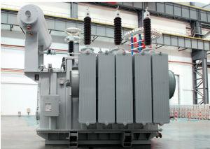 Il trasformatore di potere di IEC 110kV, stazione ascende il trasformatore di potere