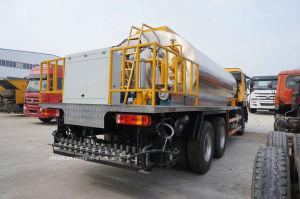 Camion del bitume/distributore Heated dell'asfalto/camion di spruzzatura del bitume