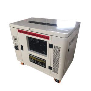 8kw de elektrische Generator van de Benzine van de Macht van de Generator Geluiddichte